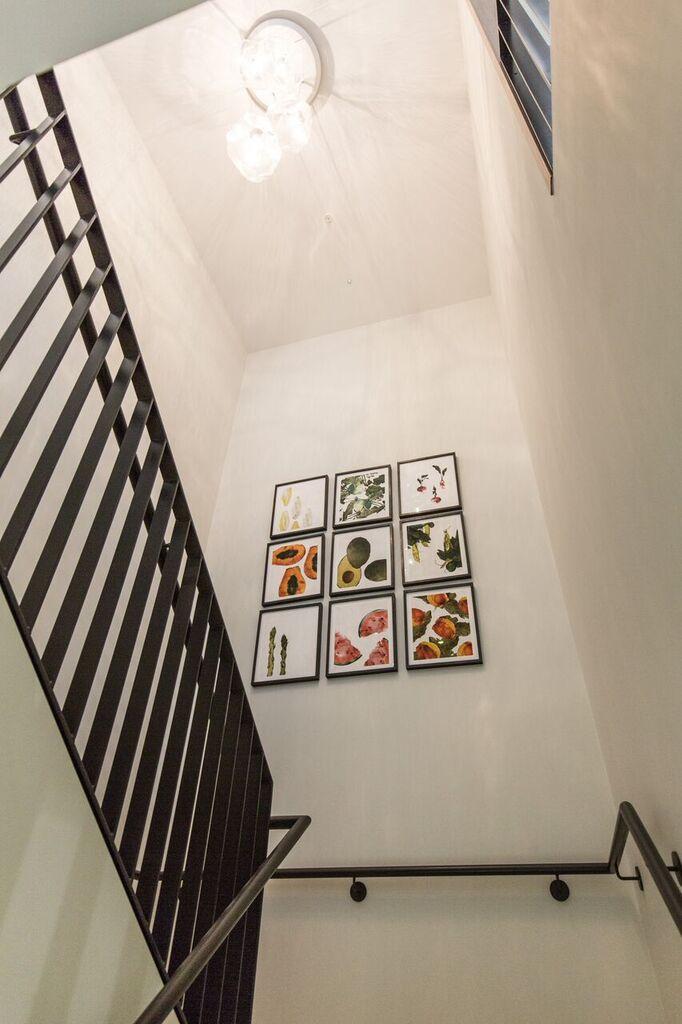 stairwell the detox kitchen