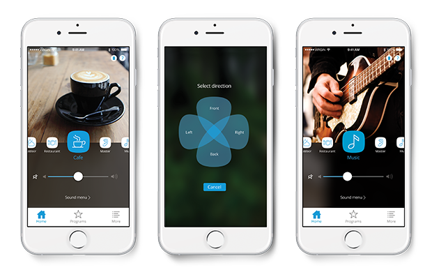 Widex Beyond Hearing Aid - Made for iPhone   Cubex