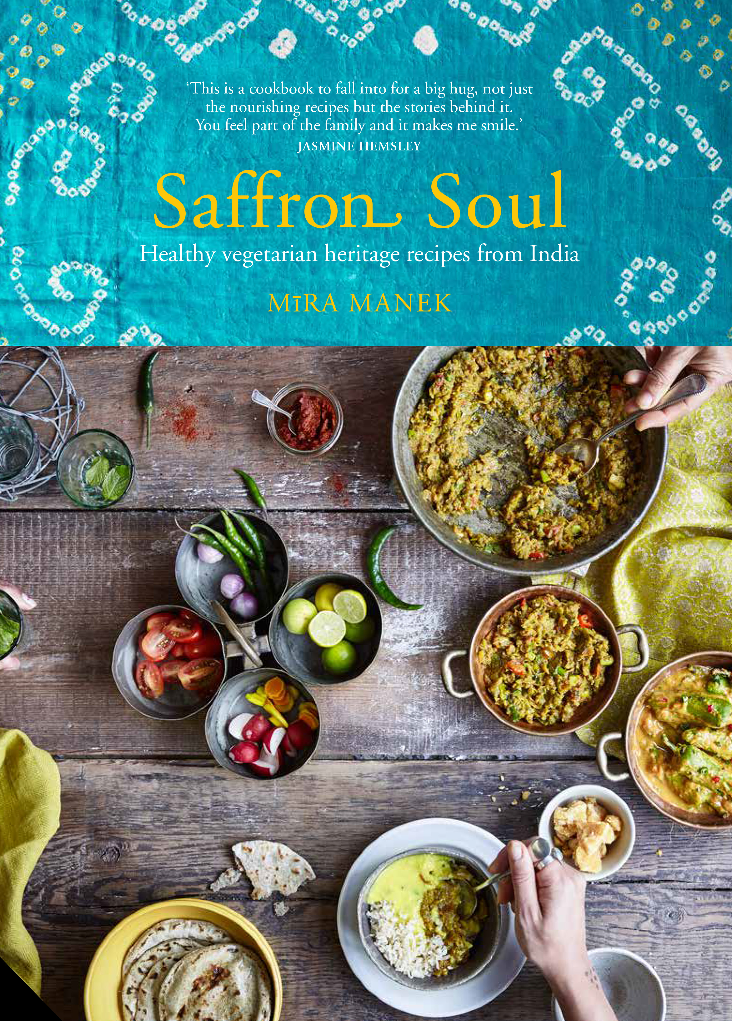 Saffron Soul - Front Cover FINAL