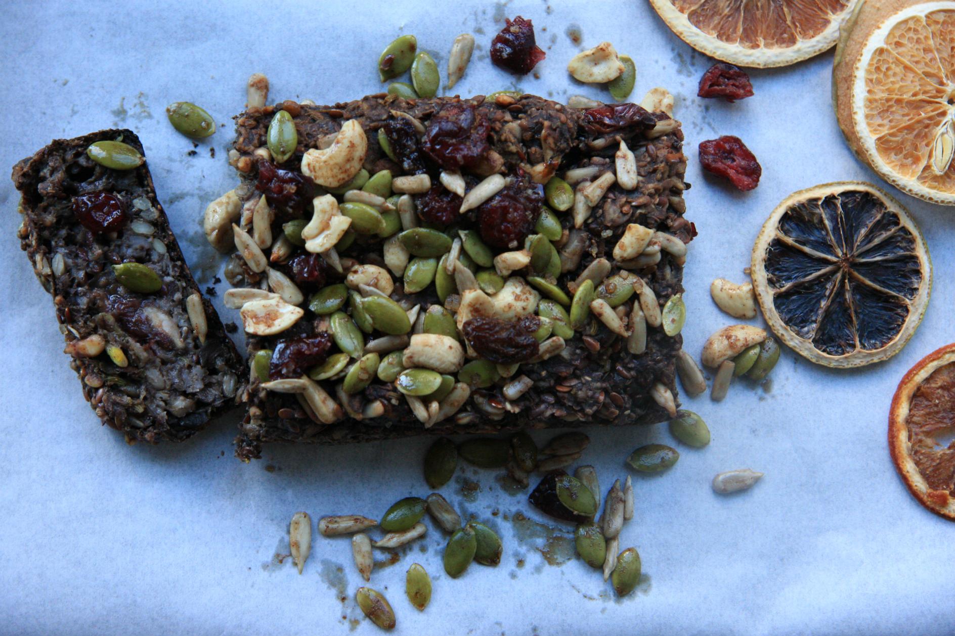 festive nut roast recipe saffron soul